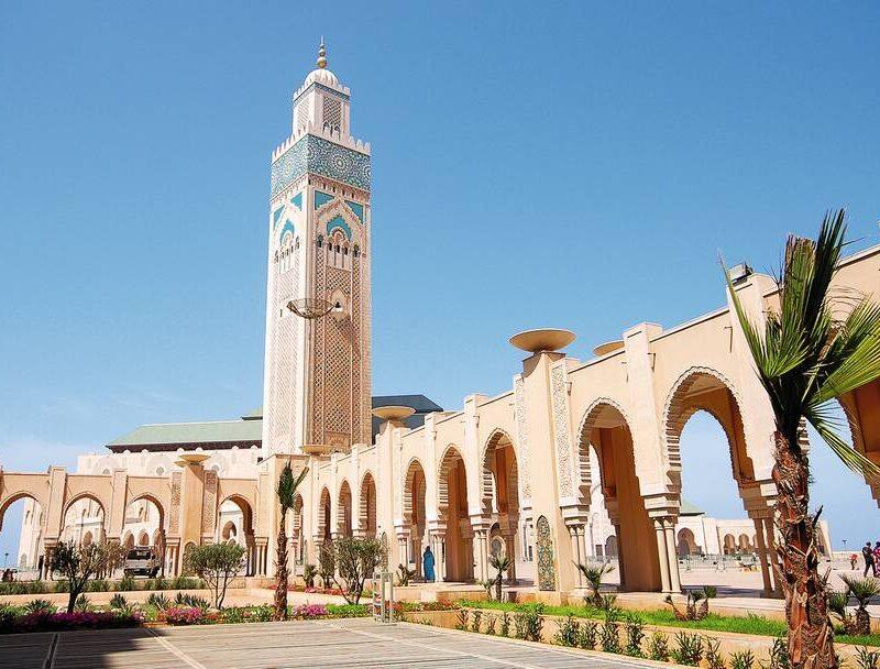 hassan mosque casablanca tours